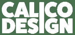 Calico Design Best Web Design Agency Chicago Small Business - Calico Design Logo White Tiny